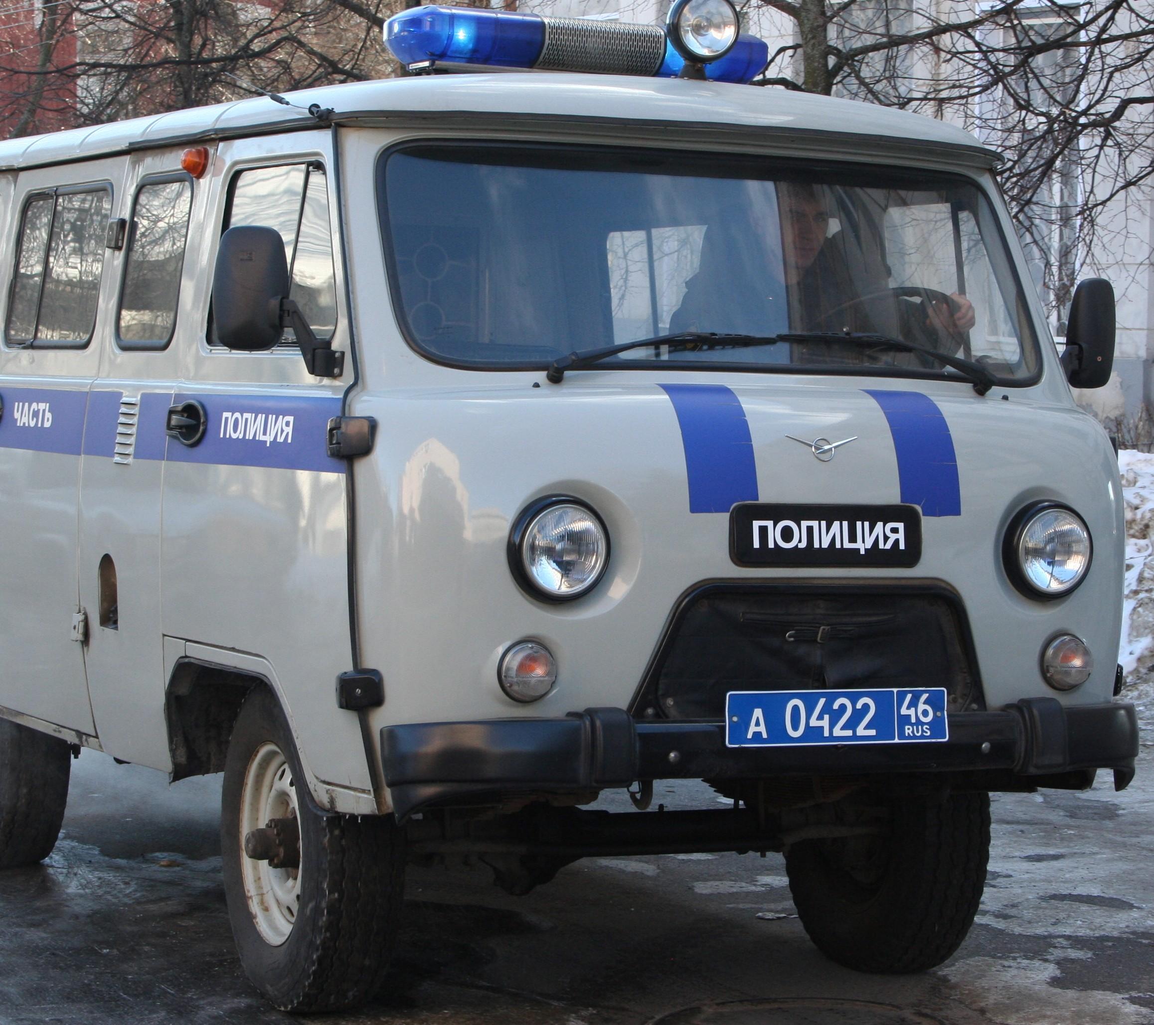 Житель Смоленской области разбился насмерть, выпрыгнув на ходу из полицейской машины