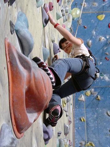 В Смоленске состоялся чемпионат области по скалолазанию