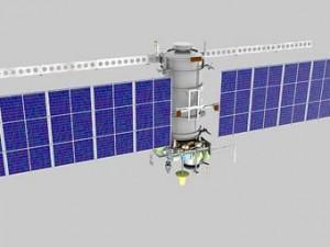 Упал первый советский метеоспутник «Метеор»