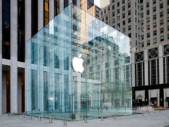 Пожилая американка потребовала от Apple миллион за сломанный нос