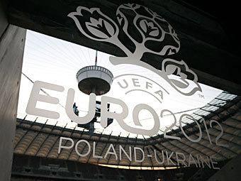 На Украине введут уголовную ответственность за контрафакт с эмблемой Евро-2012