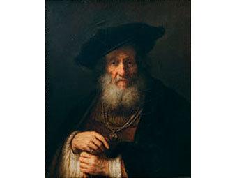 Рембрандту приписали еще одного «Старого раввина»