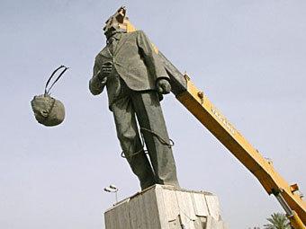 Власти Ирака потребовали перезахоронить останки Саддама Хусейна