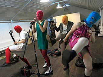 Эстонский депутат организует концерт в поддержку Pussy Riot