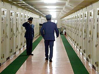 В Японии повесили троих преступников