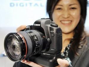 «Зеркалка» Canon отобрала у iPhone звание самого популярного фотоаппарата на Flickr