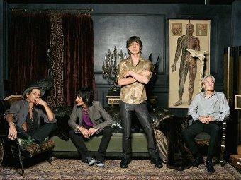 The Rolling Stones выпустят юбилейный фотоальбом