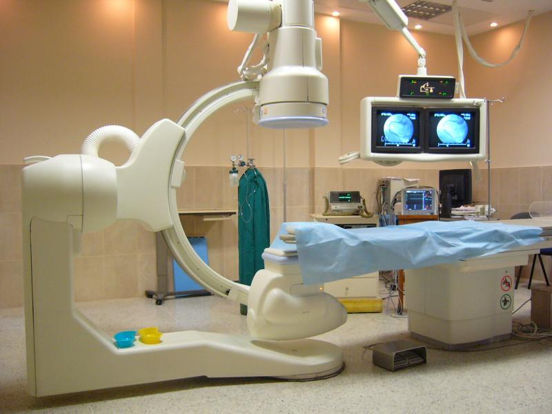 Замена медоборудования обойдется областной больнице в 440 миллионов рублей
