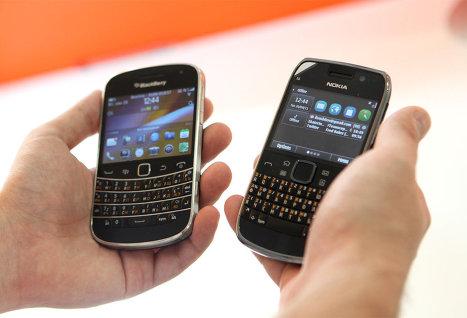 Каждый шестой москвич пользуется двумя мобильными телефонами