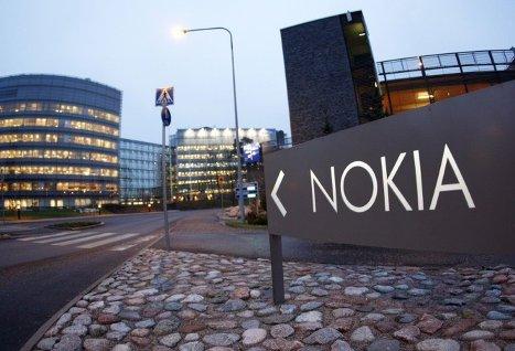 Nokia разрабатывает планшетный компьютер под своим брендом