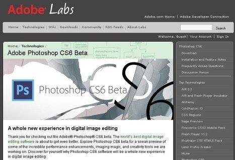 Adobe выпустила новую версию популярной программы Photoshop
