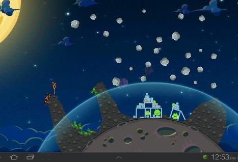 Компания Rovio выпустила новую игру популярной серии Angry Birds