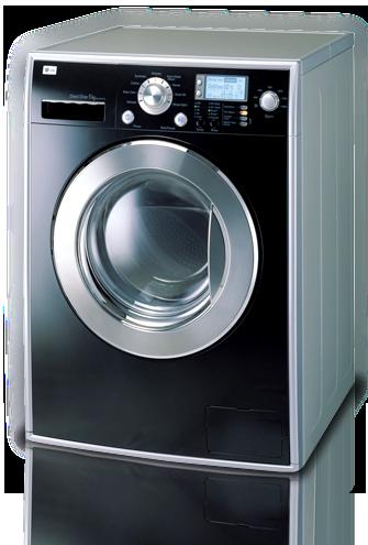 Воспользоваться новенькой стиральной машиной смолянину помешали приставы