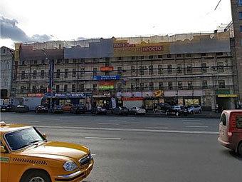 В центре Москвы у охранников отобрали 50 миллионов рублей