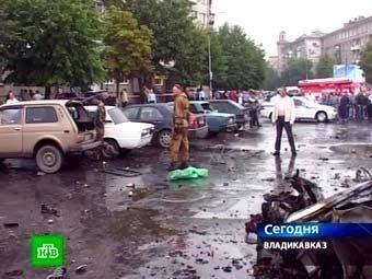 Во Владикавказе осужден один из организаторов теракта на рынке