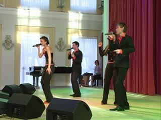 Лучшая а'капелла группа Европы «COOL & Jazzy» выступила в Смоленске