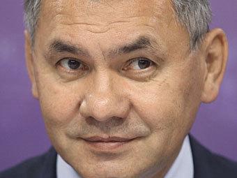 Шойгу утвердили губернатором Подмосковья