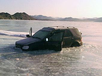 В автомобильных авариях на Байкале обвинили миражи