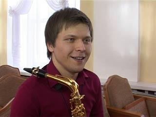 Один из лучших саксофонистов России выступил в Смоленске