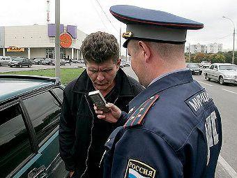 Пьяных водителей предложили лишать прав пожизненно