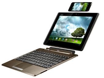 Названа цена на планшет-«матрешку» Asus PadFone