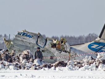 МАК раскрыл подробности последних секунд полета ATR-72