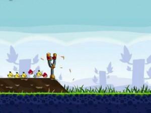 Мультсериал по мотивам Angry Birds выйдет осенью