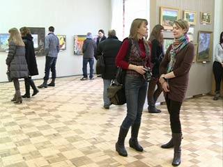 Более 50 молодых смоленских художников представили свои работы на выставке