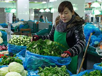 Китай впервые обогнал США по продажам продовольствия