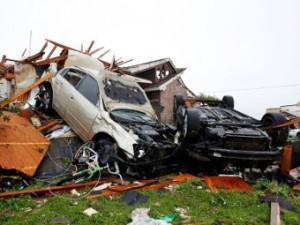 Торнадо в Техасе повредили 110 самолетов