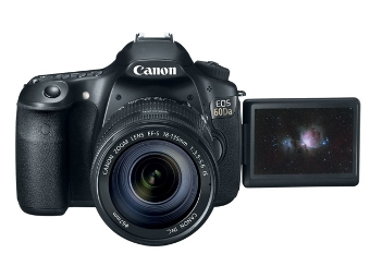 Canon выпустила «зеркалку» для любителей фотографировать звезды