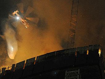ФСО объяснила переговоры о полете вертолета к «Москва-сити»