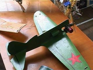 Юные смоленские авиамоделисты представили свои работы на выставке