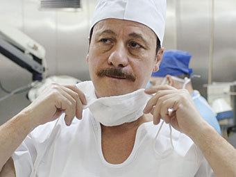 Мосгорсуд восстановил Тахчиди в должности директора «Микрохирургии глаза»