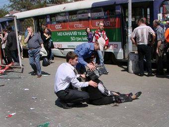 СБУ и МВД Украины не нашли политики в днепропетровских терактах