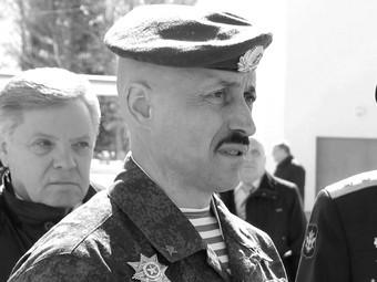Герой России разбился на мотоцикле в Москве