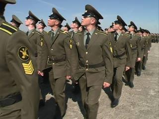 В Смоленске начались репетиции Парада Победы