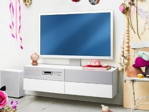 IKEA скрестила тумбу с телевизором