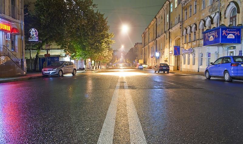 Освещение в Смоленске модернизируют