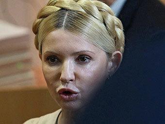 Тимошенко начали судить вторично в ее отсутствие