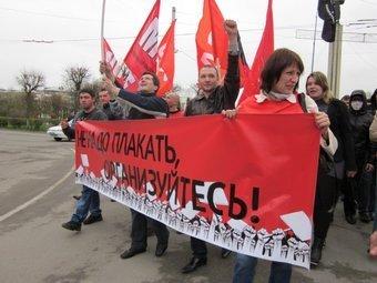 В России зафиксировано максимальное за пять лет число забастовок