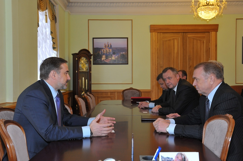 Сотрудничество с Торгово-промышленными палатами России и Республики Беларусь