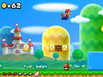 Новая игра про Марио выйдет в августе