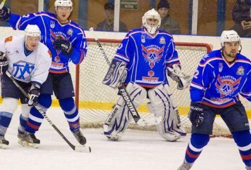 Смоленский «Славутич» выиграл финал Российской хоккейной лиги
