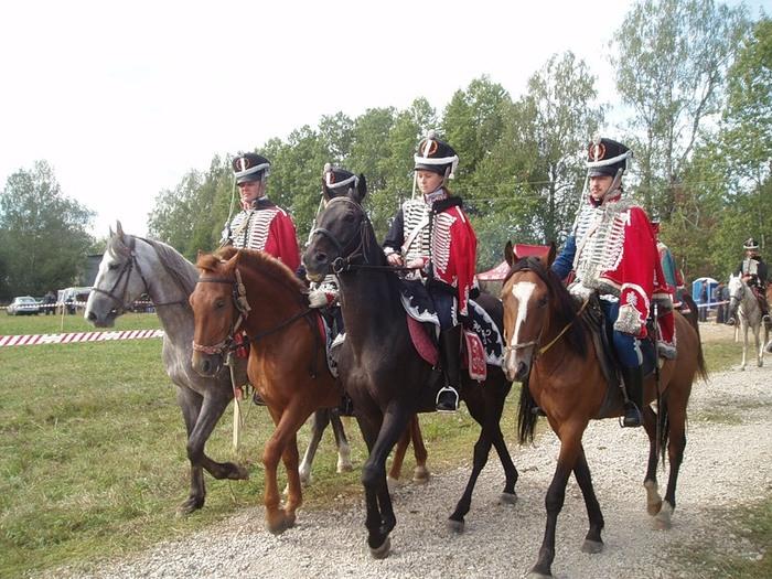 Через Смоленщину пройдет маршрут конного похода