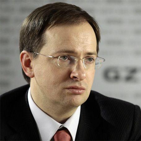 В Смоленске состоялась презентация романа Владимира Мединского «Стена»