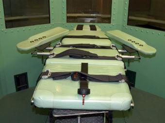 Калифорния проведет референдум об отмене смертной казни