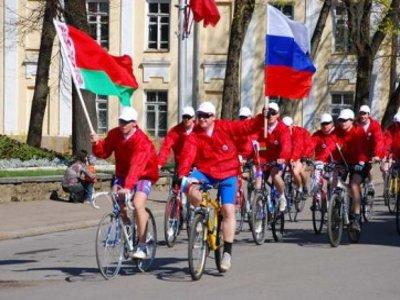 Велопробег Союзного государства стартует в Гагарине, а завершится в Минске