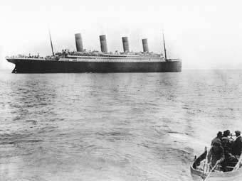 Круиз в память о «Титанике» отправился из Европы в США