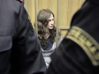 Экспертиза не нашла в действиях Pussy Riot уголовного преступления